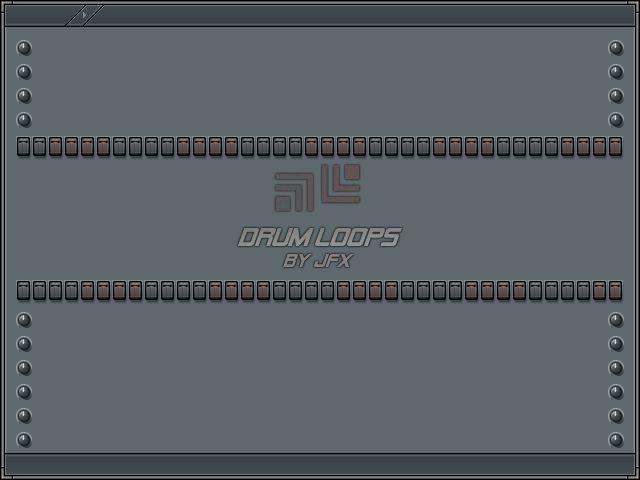 FreeGamia Drum Loops