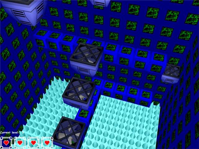 FreeGamia The Blue Room