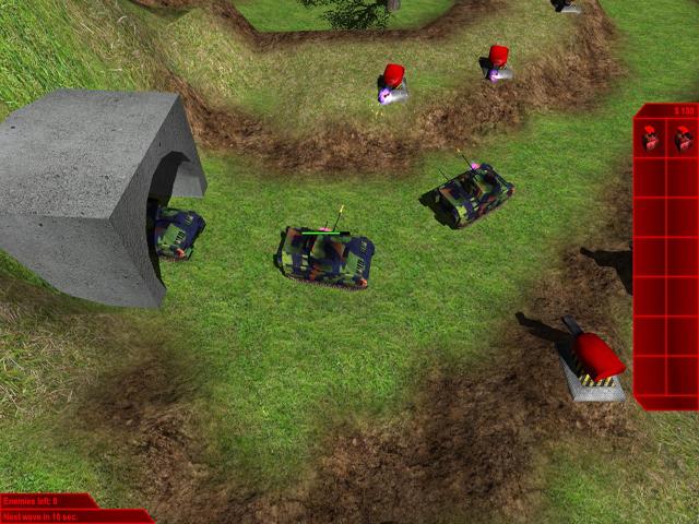 FreeGamia Tower Defence X